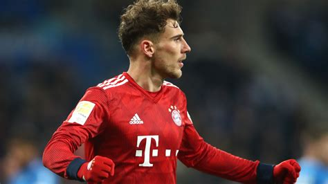 Leon Goretzka is Bayern's Player of the Month for January