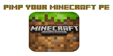 Pimp your Minecraft Pocket Edition for Idevices | Add a
