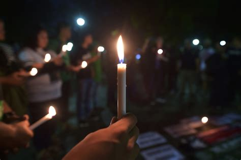 Viewfinder: A Candlelight Vigil in Indonesia - Pacific