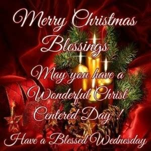 Merry Christmas Blessing Quotes