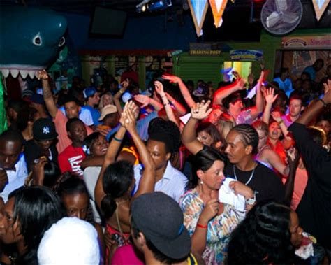 Jamaican Nightlife - Clubs and Music in Jamaica