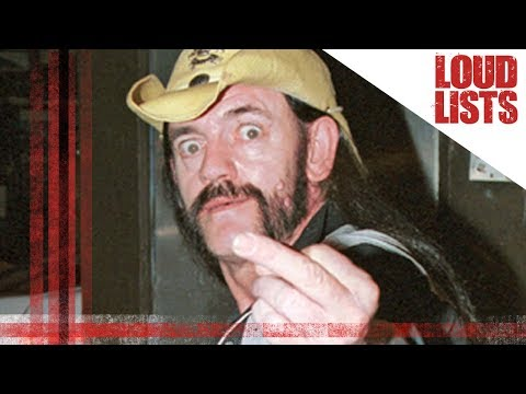 Picture of Lemmy Kilmister