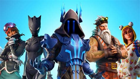 All Fortnite skins: the latest and best from the Fortnite