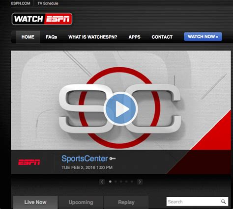 Top 10 Free Live Sports Streaming Websites 2017 to Watch