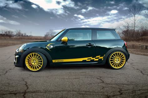 Manhart Tunes F56 MINI JCW to 300 HP and 470 Nm of Torque