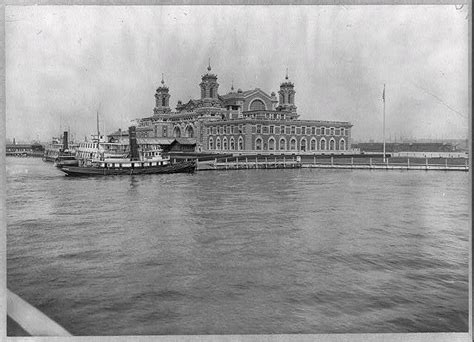 Ellis Island: When the world came to New York City - The