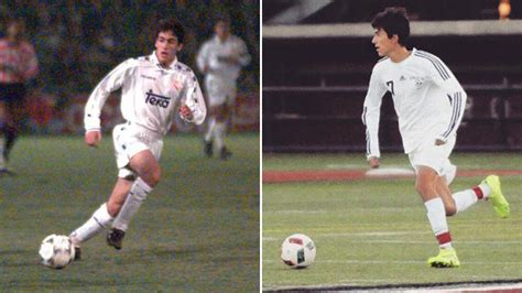 Doesn't this young goalscorer look familiar? | MARCA in