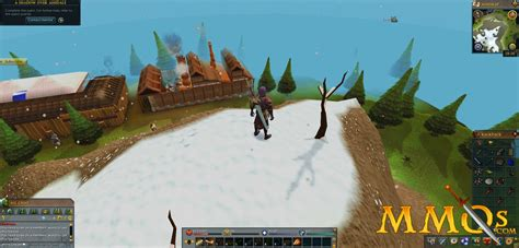 Runescape Game Review - MMOs