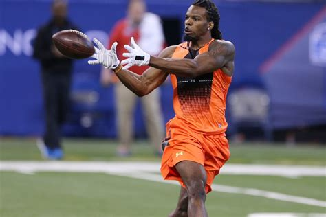 2015 NFL Combine: Full Wide Receiver Workout Results