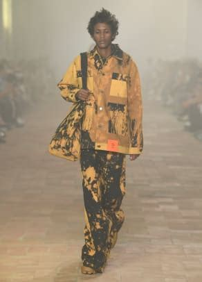 See Every Look from Sterling Ruby's Debut S
