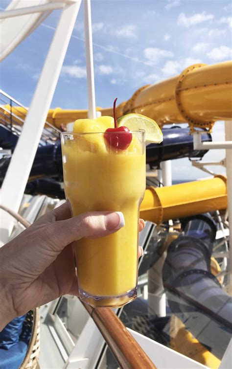 Royal Caribbean Non Alcoholic Drinks package the