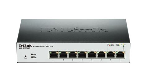Smart Managed Switches