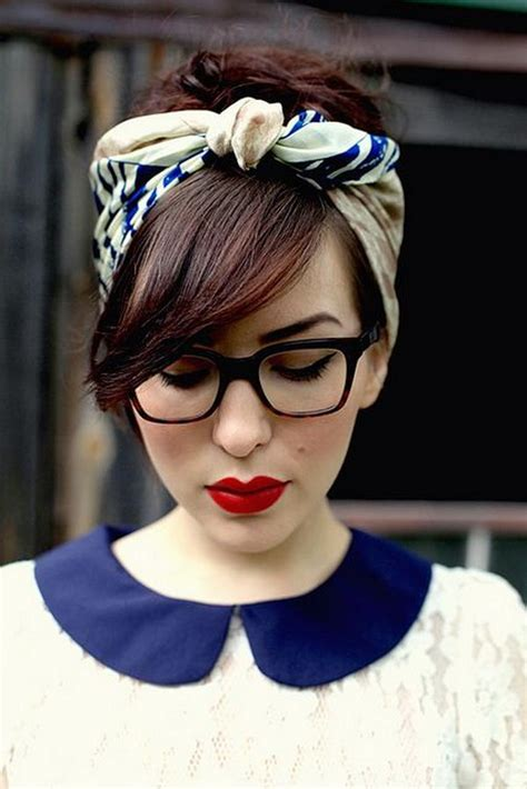 25 Cool Hairstyles with Headbands for Girls - Hative