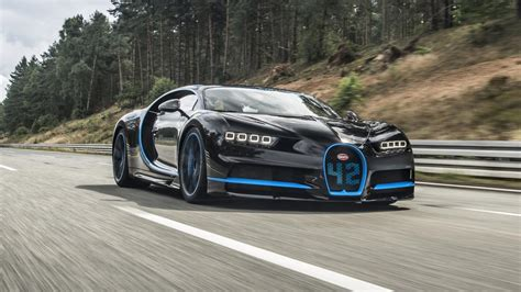 The Bugatti Chiron is officially the fastest car from 0