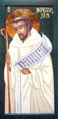 Aug 20 - St Bernard of Clairvaux (1090-1153) monk and