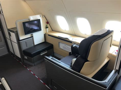 Review: Lufthansa A380 First Class Los Angeles to