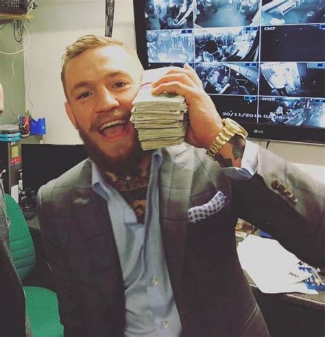 Conor McGregor's earnings from 2008 to 2017 will shock you