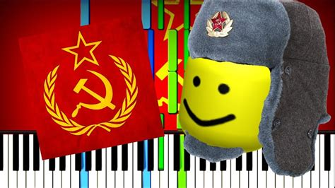 USSR anthem But It's Roblox Death Sound!!! - YouTube