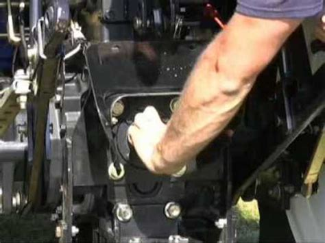 New Holland Tractor PTO Video - YouTube