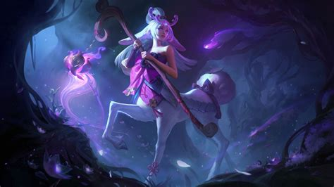 League of Legends new champion Lillia Abilities, Gameplay