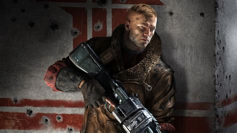 Wolfenstein The New Order Game Wallpapers | HD Wallpapers