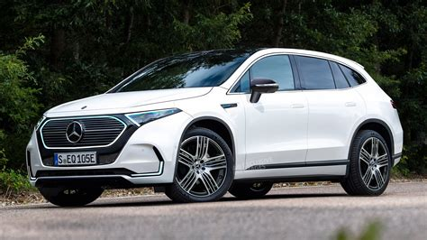 New 2022 Mercedes EQE SUV set to arrive with up to 430
