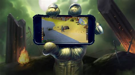 Old School Runescape for mobile devices enters beta - VG247
