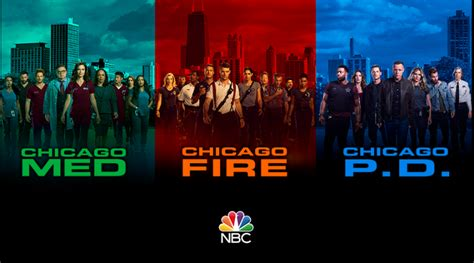 'Chicago' Wednesday On NBC With 'Chicago Med,' 'Chicago