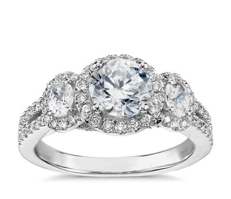 Build Your Own Ring - Setting Details | Blue Nile