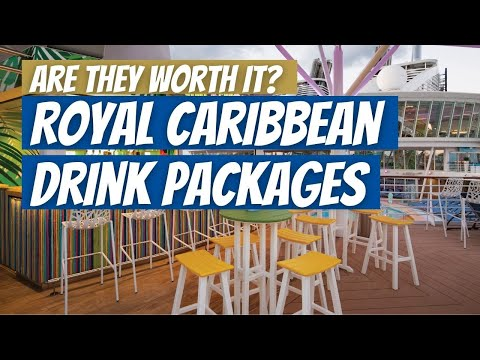Royal Caribbean UK discontinues offering unlimited alcohol
