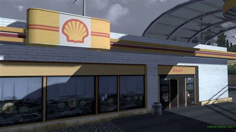 Real Fuel Station Shell » GamesMods
