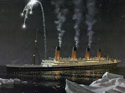 Flares and Ice Patrol - Titanic: The Tragedy that Inspired