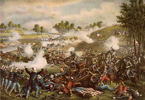First Battle of Bull Run: Facts and Significance – America