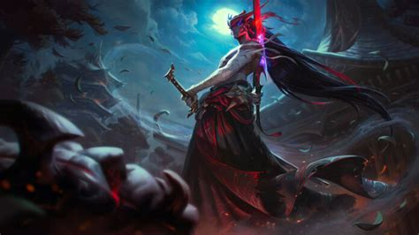 League of Legends new champion Yone: release date