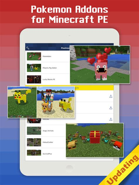 App Shopper: Free Addons for Minecraft PE - add ons for