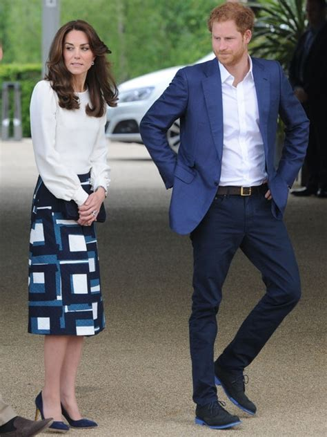 Why Are People Freaking Out About Prince Harry's Blue