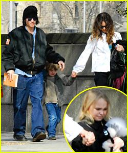 Johnny Depp's Daughter Out and About   Celebrity Babies