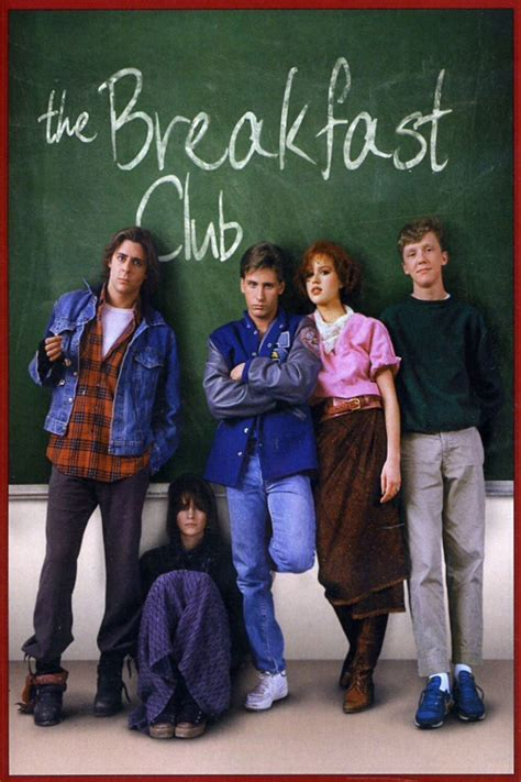 CPD Classics: The Breakfast Club (1985) Review   Cinema