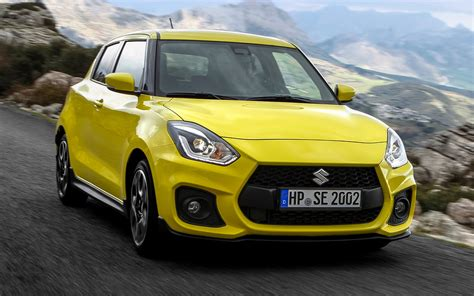 2018 Suzuki Swift Sport - Wallpapers and HD Images | Car Pixel