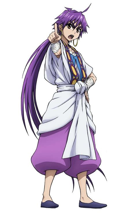 Image - 14 years old Sinbad full appearance in the anime
