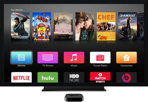 Apple Plans to Debut New Apple TV in September With Touch