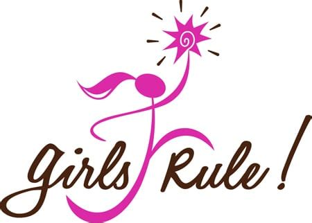 Design Competition - Summer 2013, Girls Rule! Web Site