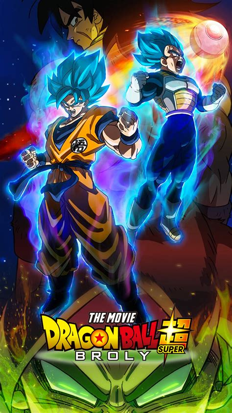 Dragon Ball Super Broly: Promo Art Wallpapers   Cat with