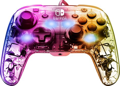 PDP Afterglow Switch Deluxe Controller: Fresh lysende