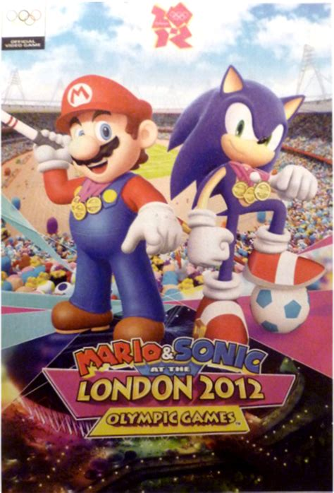 User blog:Ausir/Mario and Sonic go to the London Olympics