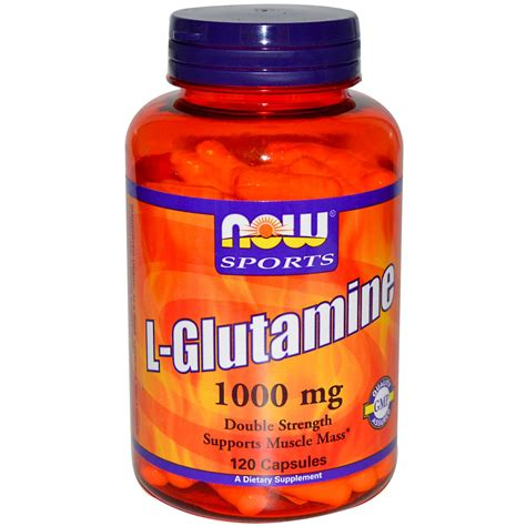 What is L-Glutamine: Uses, Effects, Benefits and Dosages