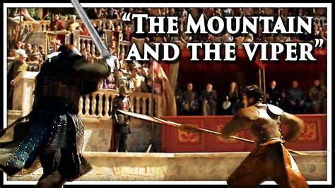 Game of Thrones Season 4 Episode 8 'The Mountain and the