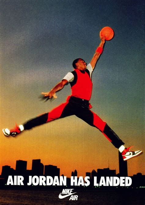 Nike Air Jordan: An Icon That Defines Yesterday, Today and
