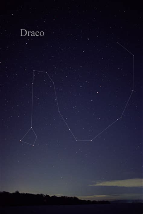 Draco constellation   Constellation Guide
